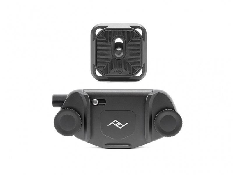 Peak Design Peak Design Capture Camera Clip v3 med plate