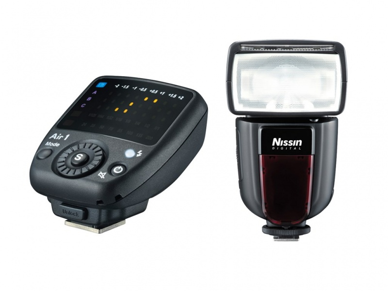 0 Nissin Di700A + Air 1 Kit for Sony